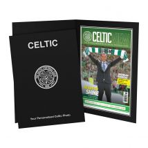 Personalised Celtic Magazine Cover