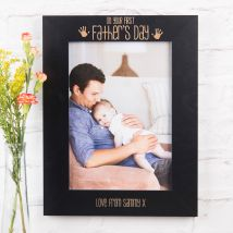 Personalised A4 Frame - First Father's Day