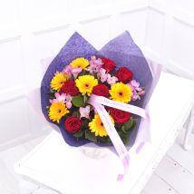Personalised Heatwave Bouquet