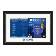 Personalised Chelsea FC Match Day Programme