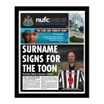 Personalised Newcastle United News