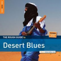 The Rough Guide to Desert Blues by Various Artists Vinyl Album