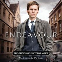 Endeavour The Origins of Inspector Morse Music from the TV Series CD Album