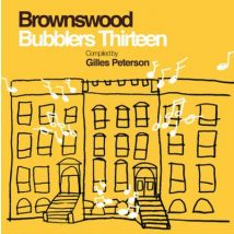 Brownswood Bubblers Thirteen Compiled By Gilles Peterson by Various Artists Vinyl Album