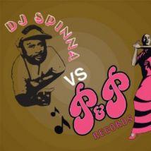 DJ Spinna Vs P&P Records by Various Artists Vinyl Album