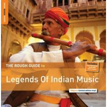 The Rough Guide to Indian Classical Music by Various Artists Vinyl Album