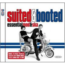Suited and Booted Essential Mod and Ska by Various Artists CD Album
