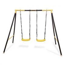 Double Swing Set