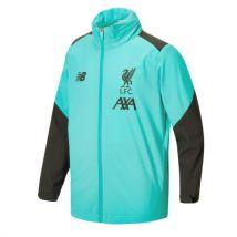 Mens New Balance Liverpool FC Junior Base Storm Jacket - Tidepool, Tidepool