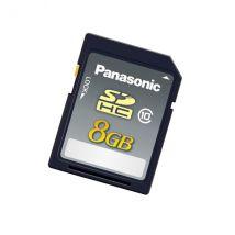 8GB SDHC Memory Card 20Mb/sec Data Transfer Class 10