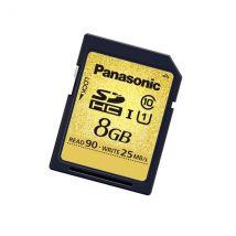 8GB SDHC Memory Card 90Mb/sec Data Transfer Class 10