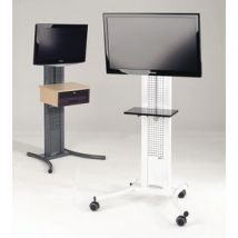 MOBILE TV STAND FOR LCD & PLASMA