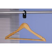 WOOD ANTI-THEFT HANGERS(PACK OF 50)