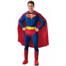 Disfraz Superman Musculoso Original - Talla - M