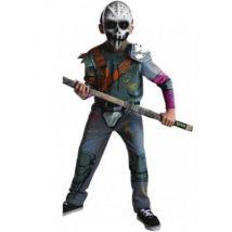 Disfraz Casey Jones Tortugas Ninja Infantil Original - Talla - 3-4 Años