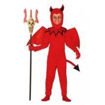 Disfraz Diablillo Infantil Talla 7-9 Años