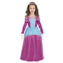 Disfraz Princesazel Infantil Talla 7-9 Años