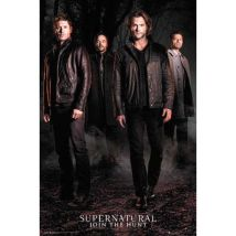 Poster Close Up Supernatural - Season 1 91,5 x 61 Cm
