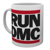 Caneca GB Posters Run DMC Classic Logo