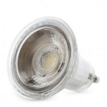 Lâmpada LEDs COB GU10 5W 350Lm 30.000H