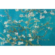 Poster Close Up Van Gogh Giant Almond Branches In Bloom, 1890 99,1 x 139,7 Cm