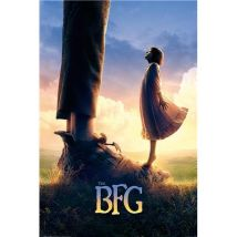 Poster Close Up The Bfg - The Big Friendly Giant 91,5 x 61 Cm
