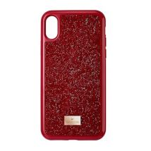 Swarovski Glam Rock Red iPhone X/Xs Case