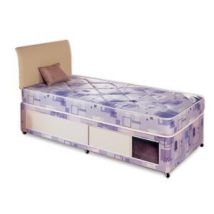 Star-Premier Red Star 2FT 6 Small Single Divan Bed