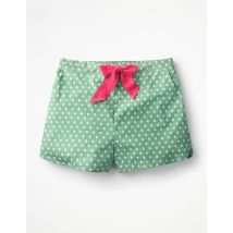 Short de pyjama Suzie LGR Femme Boden, Green