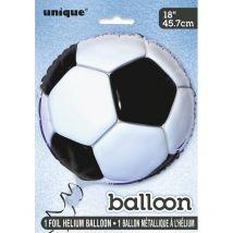 Ballon forme ballon de Football en aluminium