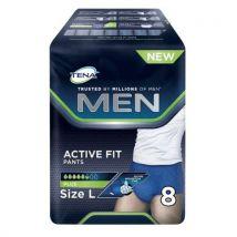 Tena Men Active Fit Pants Plus Large 8