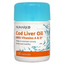 Numark Cod Liver Oil 30 Capsules