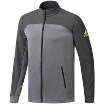 Adidas GO-TO 1/4 Zip - Grey Mens Medium Grey