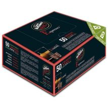 Caffé Vergnano Espresso Cremoso compostable capsules for Nespresso x 50 - Red Selection (Italian)
