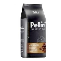 Pellini 'Espresso Bar Vivace N°82' coffee beans - 500g - Red Selection (Italian)
