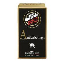 Café moulu 100% Arabica Antica Bottega - 250g - Caffè Vergnano - 100% Arabica