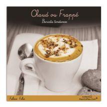 """Éditions Maxicoffee.com - Livre """" Chaud ou Frappé """" Collection MaxiCoffee.Com"""