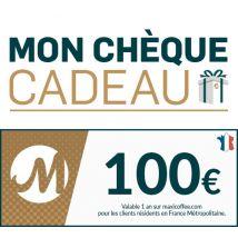 MaxiCoffee - Chèque Cadeau Maxicoffee 100€