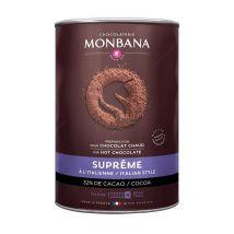 Monbana - Chocolat italien en poudre Suprême Chocolat 1 kg - Monbana - 121M149
