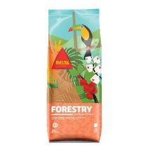Delta Coffee Beans Forestry Rainforest Alliance Certified - 1kg - Purple Selection (Big Brands)