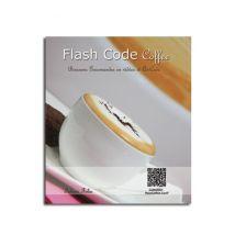"""Éditions Maxicoffee.com - Livre Pocket """"Flash code Coffee"""" Collection Maxicoffee.com"""