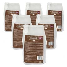 Chocolat en poudre 'Chocolat Noir' 6x800g 55% cacao - One and Only - 4800.0000 g
