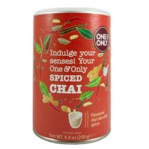 Boisson frappée 'Spiced Chai' 250g - One and Only - 0.2500 kg