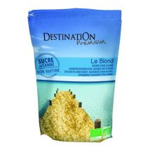 Destination - Sucre de Canne Bio - blond 1kg - Bio