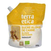 Café Michel - Sucre blond de canne Paraguay - 750g - Café Michel - 500031