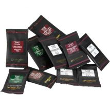 Assortment of 18 individually wrapped tea bags - Dammann Frères - Blend