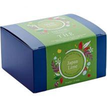 Comptoir Français du Thé - Thé vert Japan Lime - 20 sachets mousselines - Comptoir Français du thé - 916809