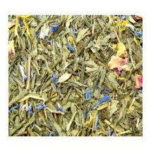 Kimono green tea - 100g loose leaf tea - Comptoir Français du Thé - Blend