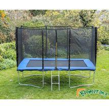 7x10ft Boomerang Plus trampoline