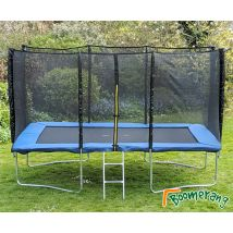 9x14ft Boomerang Plus trampoline